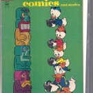 WALT DISNEY COMICS AND STORIES # 186, 4.0 VG