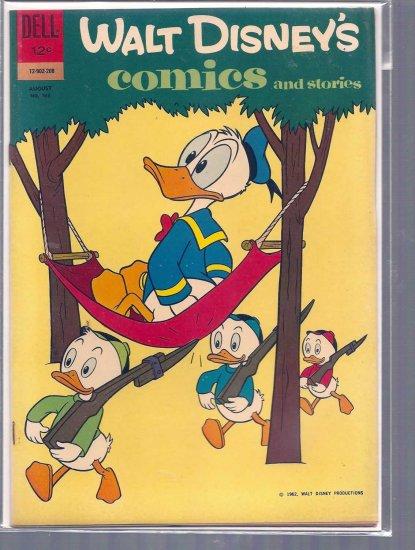 WALT DISNEY COMICS AND STORIES # 263, 5.0 VG/FN