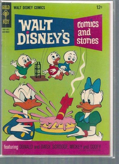 WALT DISNEY COMICS AND STORIES # 314, 6.5 FN +