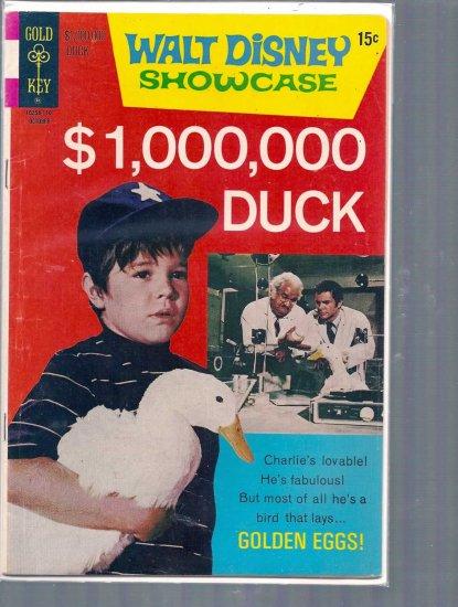 WALT DISNEY SHOWCASE 1,000,00 DUCKS # 5, 4.5 VG +