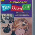 WALT DISNEY SHOWCASE THAT DARN CAT # 19, 4.5 VG +