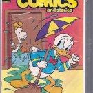 WALT DISNEY'S COMIC AND STORIES # 489, 7.0 FN/VF