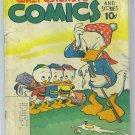 Walt Disney's Comics And Stories # 74, 3.5 VG -