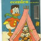 Walt Disney's Comics And Stories # 170, 3.0 GD/VG