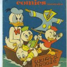 Walt Disney's Comics And Stories # 177, 2.5 GD +