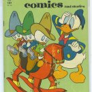 Walt Disney's Comics And Stories # 190, 4.0 VG