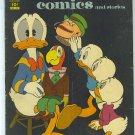 Walt Disney's Comics And Stories # 207, 3.0 GD/VG