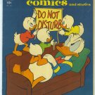 Walt Disney's Comics And Stories # 216, 4.5 VG +