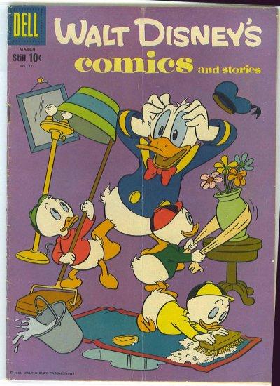 Walt Disney's Comics And Stories # 222, 4.0 VG