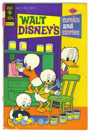 Walt Disney's Comics And Stories # 410, 4.5 VG +