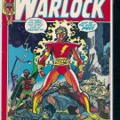 WARLOCK # 2, 4.5 VG +