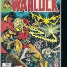 WARLOCK # 14, 4.5 VG +