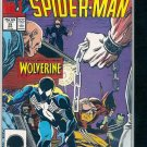 WEB OF SPIDER-MAN # 29, 4.0 VG