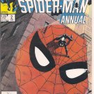 Web Of Spider-Man Annual # 2, 9.2 NM -