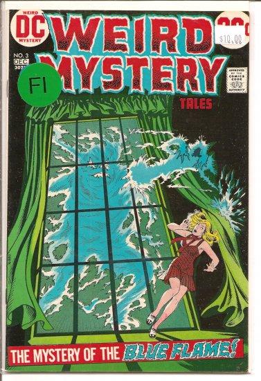 Weird Mystery Tales # 3, 6.0 FN