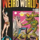 Weird Worlds # 1, 7.5 VF -