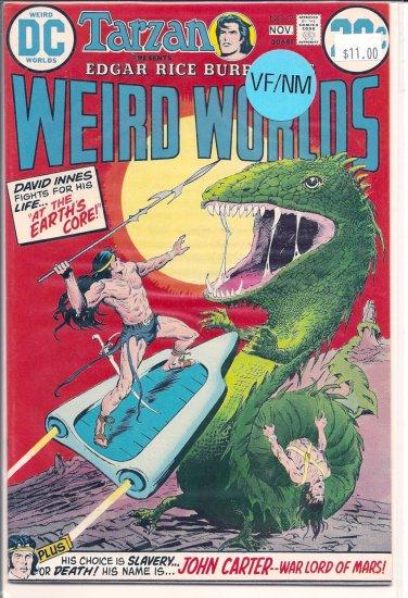 Weird Worlds # 2, 9.0 VF/NM