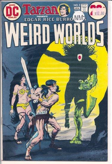 Weird Worlds # 3, 9.2 NM -