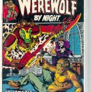 WEREWOLF BY NIGHT # 3, 4.0 VG