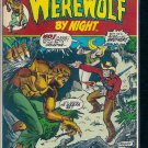 WEREWOLF BY NIGHT # 4, 4.0 VG