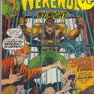 Werewolf By Night # 6, 4.5 VG +