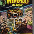 WEREWOLF BY NIGHT # 12, 3.5 VG -