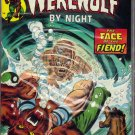 WEREWOLF BY NIGHT # 22, 8.5 VF +