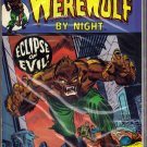 WEREWOLF BY NIGHT # 25, 7.5 VF -