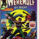 WEREWOLF BY NIGHT # 38, 4.5 VG +