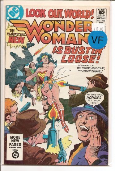 Wonder Woman # 288, 8.0 VF