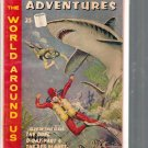 WORLD AROUND US UNDERSEA ADVENTURES # 30, 3.0 GD/VG