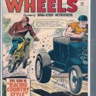 WORLD OF WHEELS # 18, 4.5 VG +