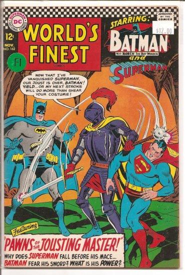 World's Finest Comics # 162, 6.0 FN