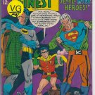 World's Finest Comics # 173, 5.0 VG/FN