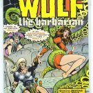 Wulf the Barbarian # 2, 8.0 VF