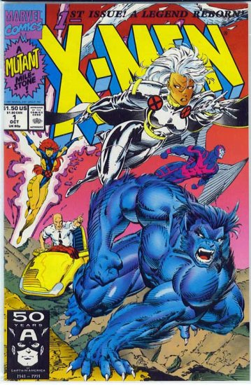 X-Men # 1, 9.4 NM