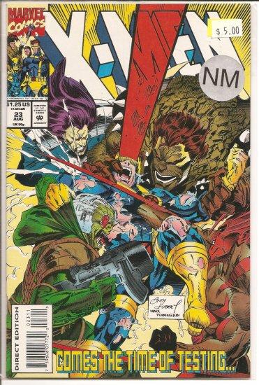 X-Men # 23, 9.4 NM