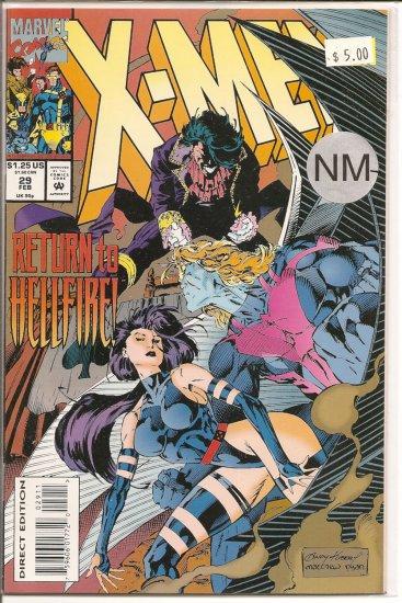 X-Men # 29, 9.2 NM -