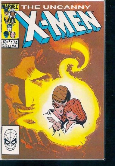X-MEN # 174, 7.0 FN/VF
