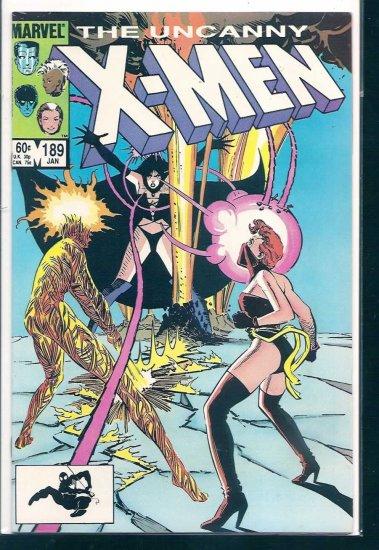 X-MEN  # 189, 9.2 NM -