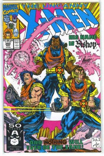 X-Men # 282, 8.0 VF