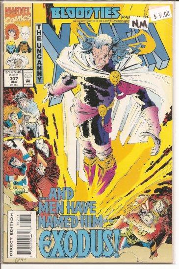 X-Men # 307, 9.4 NM