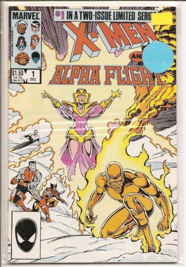 X-Men Alpha Flight # 1, 9.0 VF/NM