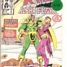 X-Men Alpha Flight # 2, 7.0 FN/VF