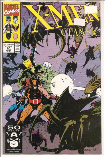X-Men Classic # 60, 9.0 VF/NM