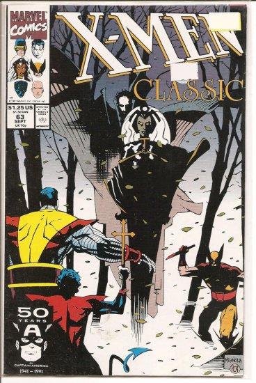 X-Men Classic # 63, 8.0 VF
