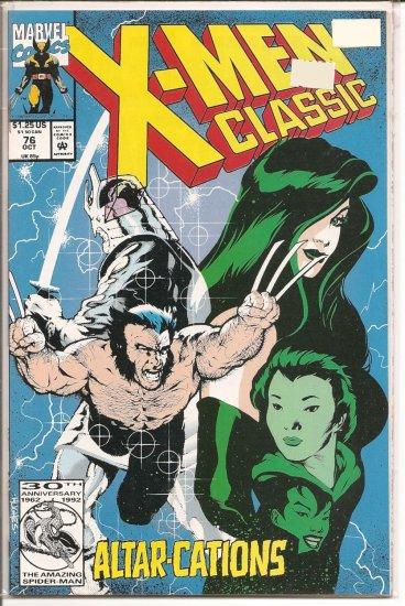 X-Men Classic # 76, 9.2 NM -