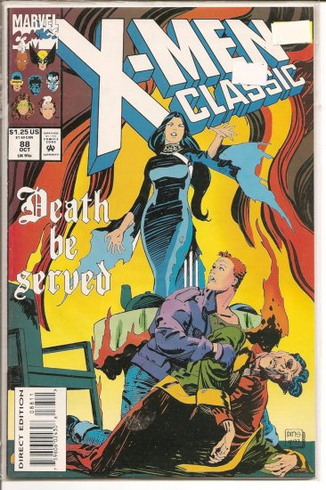 X-Men Classic # 88, 9.0 VF/NM