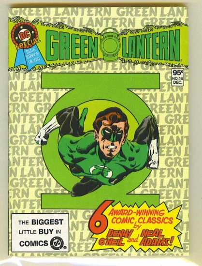 DC Special Blue Ribbon Digest # 16, 9.2 NM -