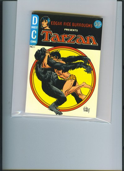 Tarzan Comic Digest # 1, 9.4 NM
